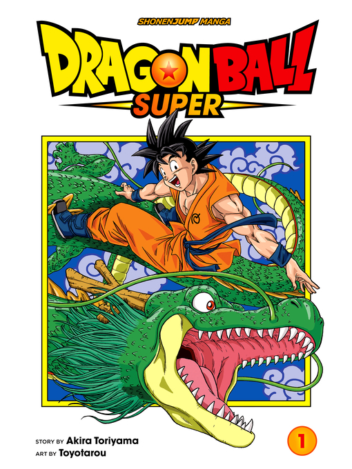 Title details for Dragon Ball Super, Volume 1 by Akira Toriyama - Wait list