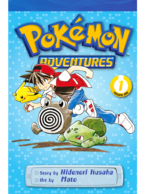 Title details for Pokémon Adventures, Volume 1 by Hidenori Kusaka - Wait list