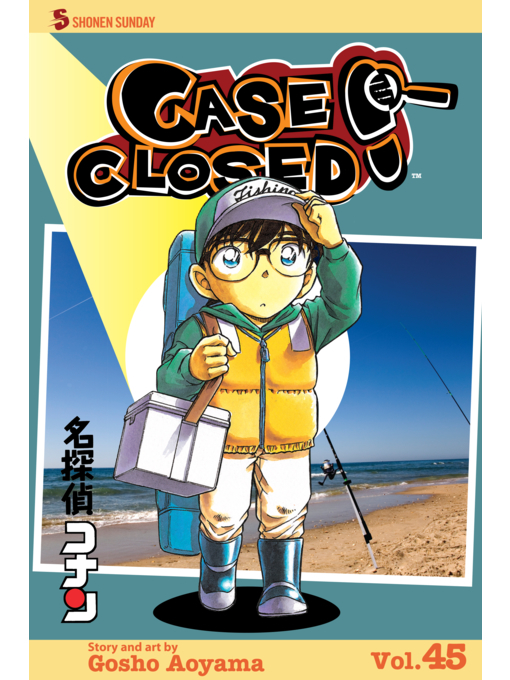Title details for Case Closed, Volume 45 by Gosho Aoyama - Available