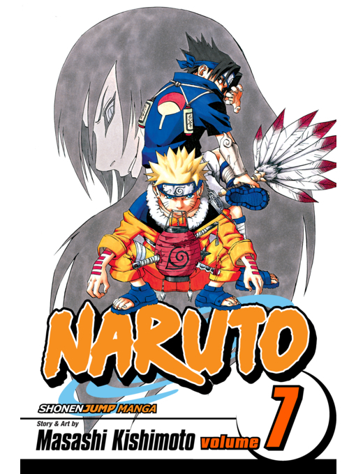 Title details for Naruto, Volume 7 by Masashi Kishimoto - Available