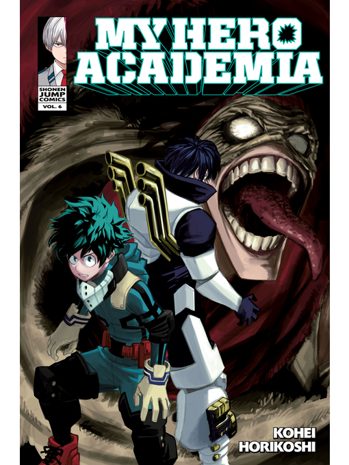 Title details for My Hero Academia, Volume 6 by Kohei Horikoshi - Available