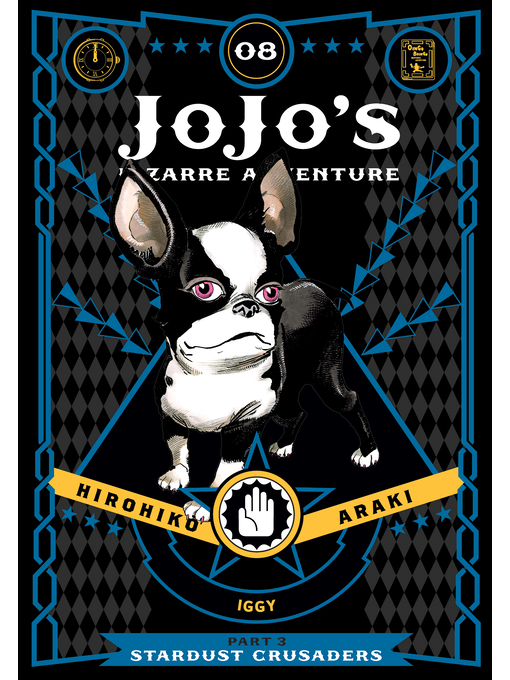 JoJo's-Bizarre-Adventure:-Part-3---Stardust-Crusaders,-Volume-8