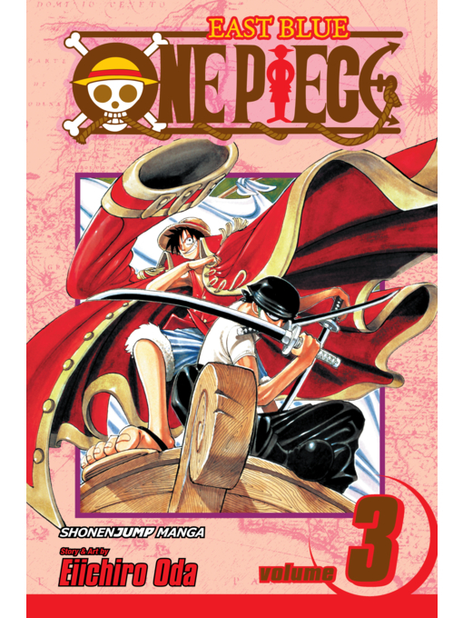 Title details for One Piece, Volume 3 by Eiichiro Oda - Wait list