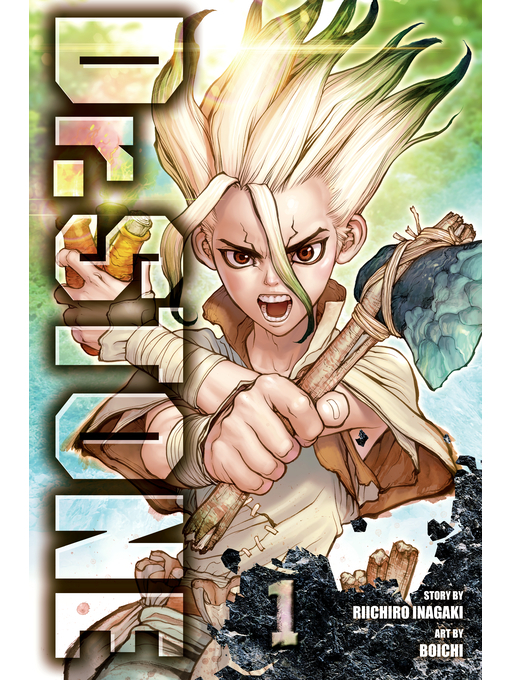 Title details for Dr. STONE, Volume 1 by Riichiro Inagaki - Wait list