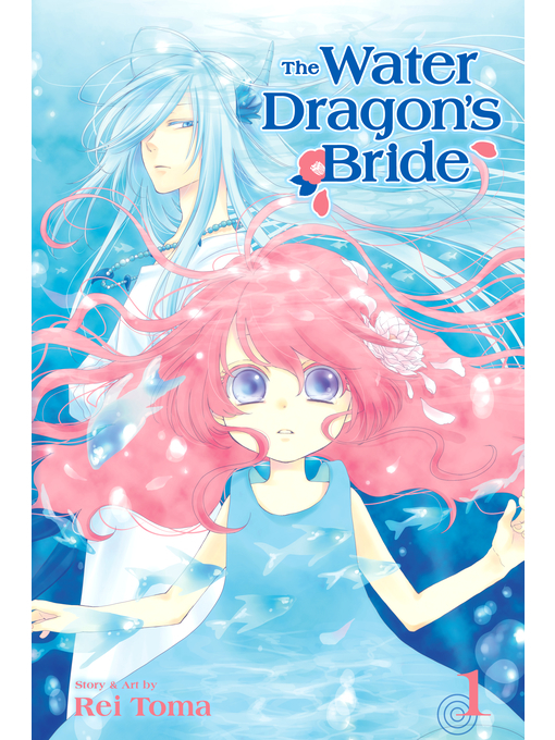Title details for The Water Dragon's Bride, Volume 1 by Rei Toma - Wait list