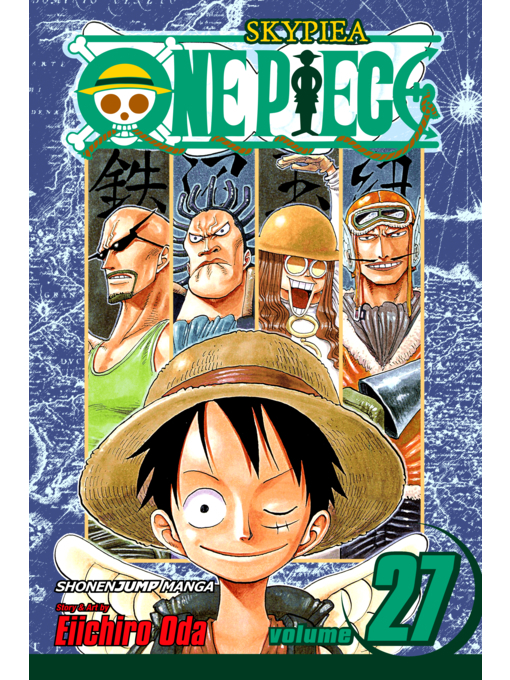 Cover of One Piece, Volume 27