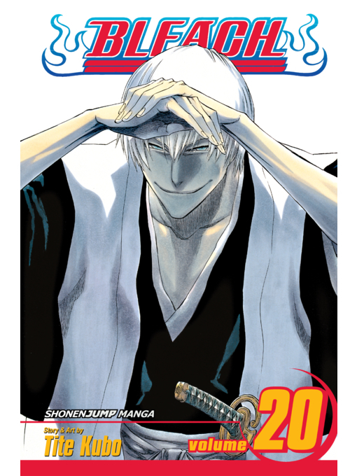 Cover of Bleach, Volume 20
