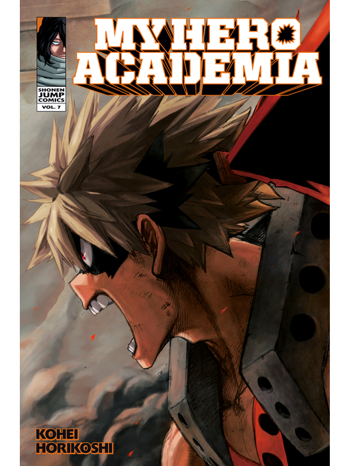 Cover of My Hero Academia, Volume 7