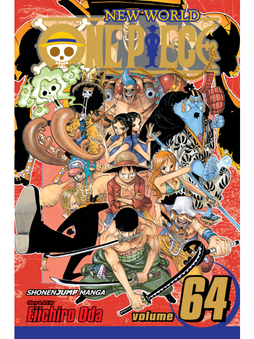 Title details for One Piece, Volume 64 by Eiichiro Oda - Available