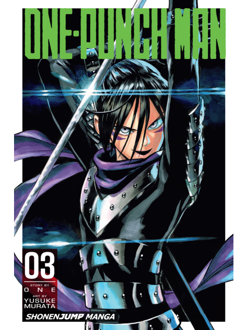 Title details for One-Punch Man, Volume 3 by ONE - Wait list