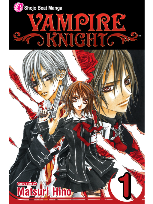 Title details for Vampire Knight, Volume 1 by Matsuri Hino - Wait list