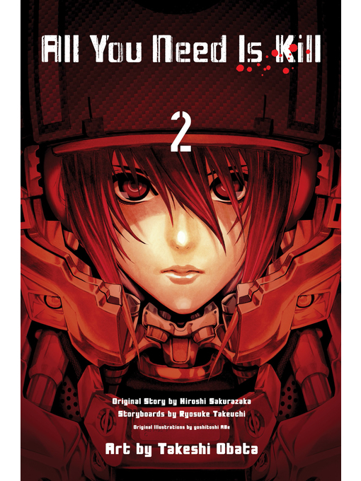 Title details for All You Need is Kill, Volume 2 by Hiroshi Sakurazaka - Wait list