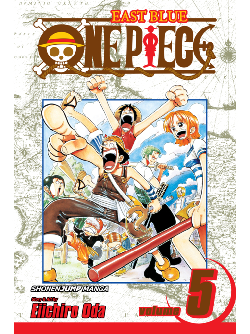Title details for One Piece, Volume 5 by Eiichiro Oda - Available