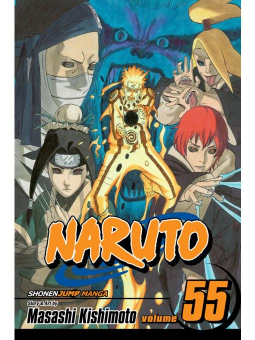 Title details for Naruto, Volume 55 by Masashi Kishimoto - Available