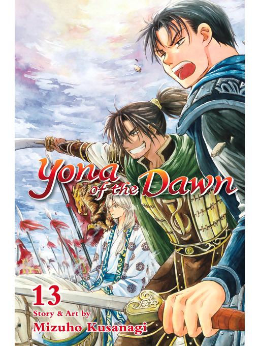Yona of the Dawn, Volume 13