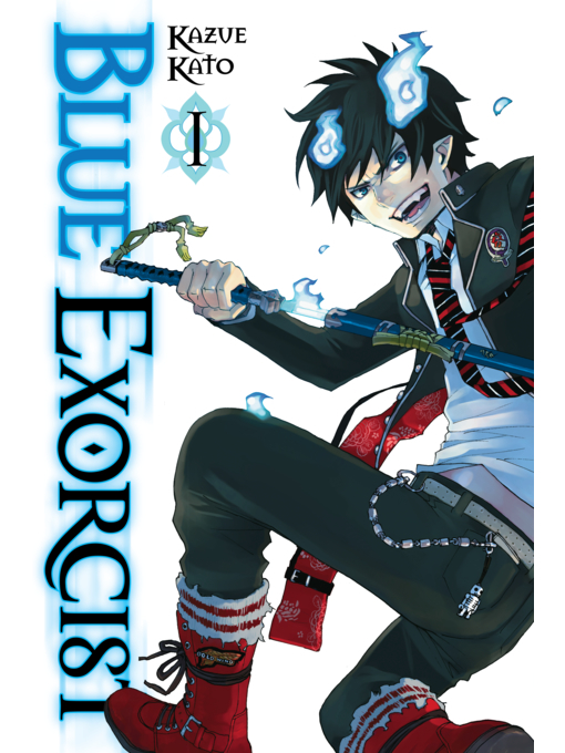 Title details for Blue Exorcist, Volume 1 by Kazue Kato - Wait list