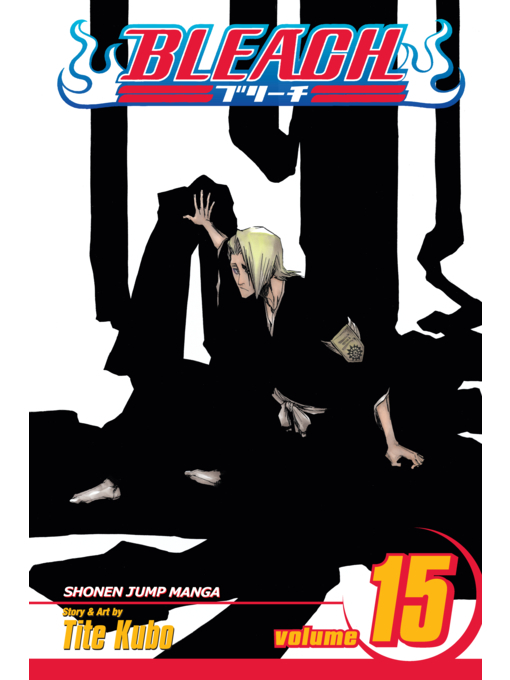 Cover of Bleach, Volume 15