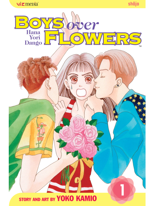 Title details for Boys Over Flowers, Volume 1 by Yoko Kamio - Wait list