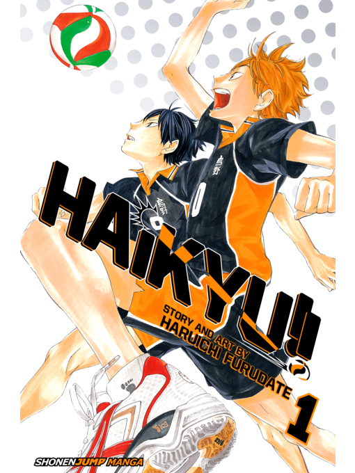 Title details for Haikyu!!, Volume 1 by Haruichi Furudate - Available