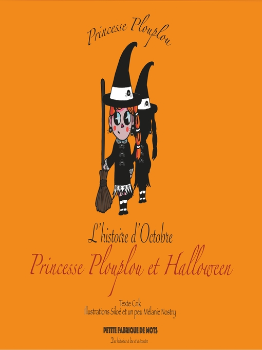 Princesse plouplou et halloween