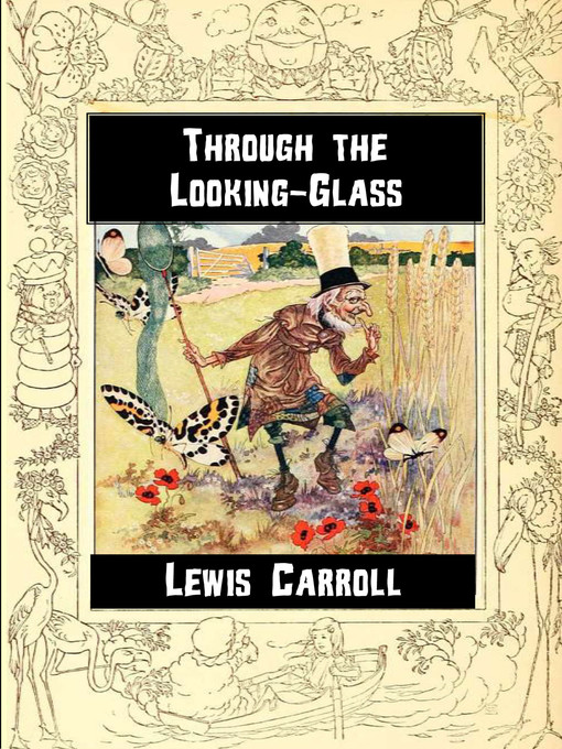 Cover of Through the Looking-Glass