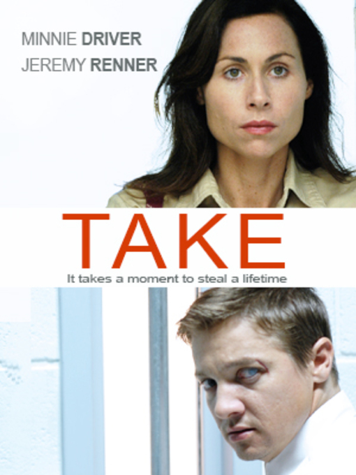 Title details for Take by Minnie Driver - Available