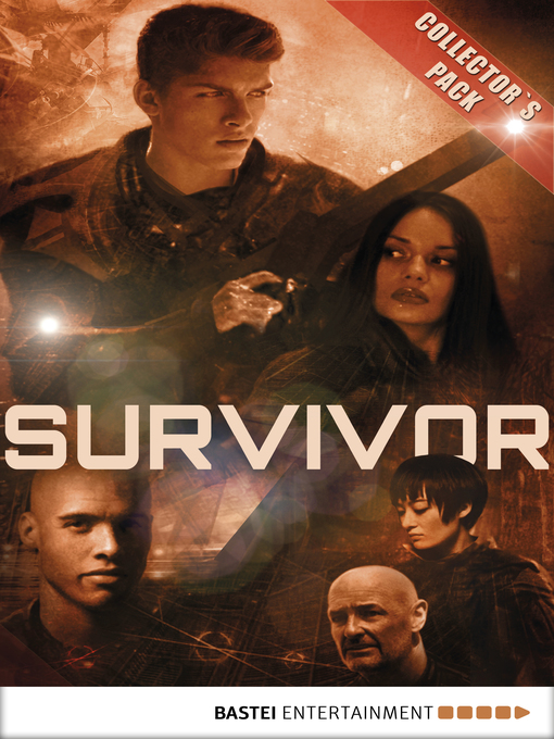 Cover of Survivor--Collector's Pack