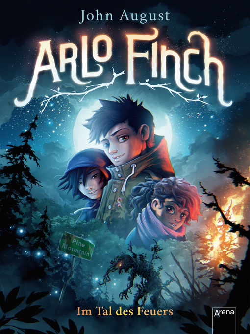 Title details for Arlo Finch (1). Im Tal des Feuers by John August - Wait list