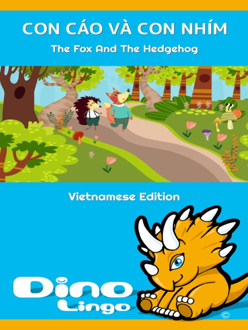 Cover of CON CÁO VÀ CON NHÍM / The Fox And The Hedgehog