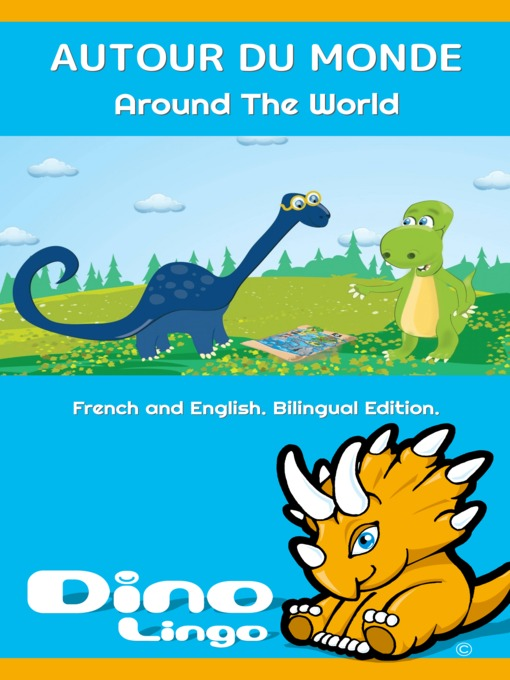 Title details for AUTOUR DU MONDE / Around The World by Dino Lingo - Available