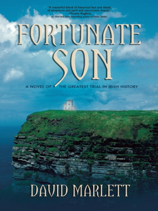 Title details for Fortunate Son by David Marlett - Available