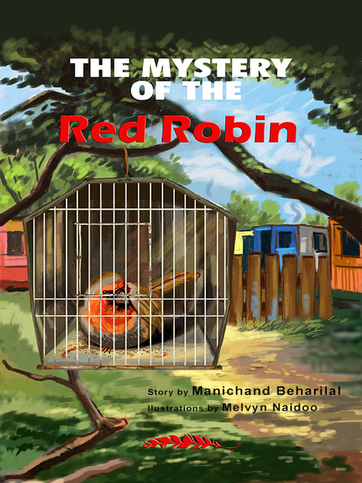The Mystery of the Red Robin