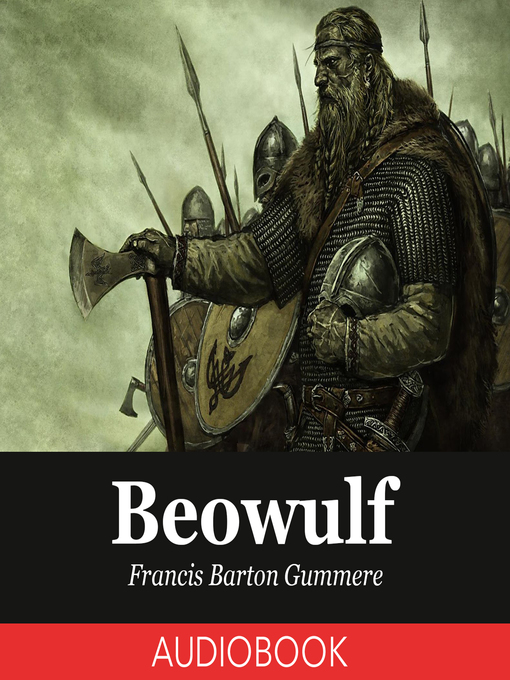 Cover of Beowulf