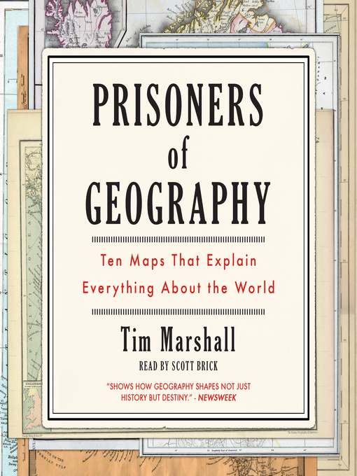 Title details for Prisoners of Geography by Tim Marshall - Available