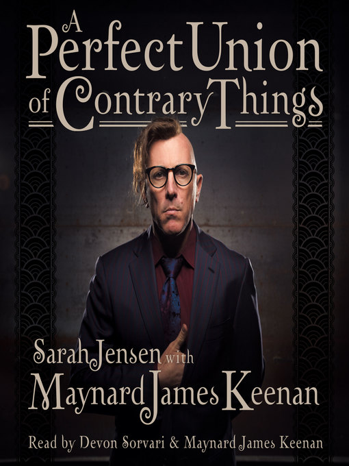 Title details for A Perfect Union of Contrary Things by Sarah Jensen - Wait list