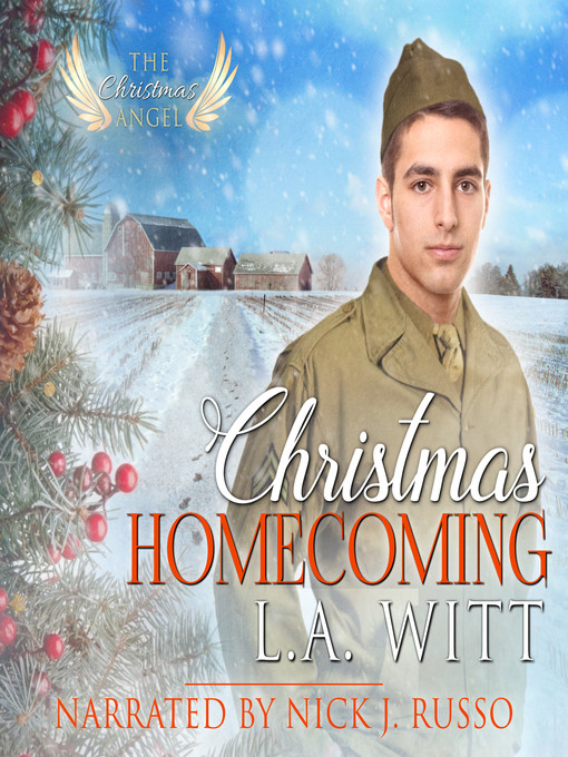 Title details for Christmas Homecoming by L. A. Witt - Wait list