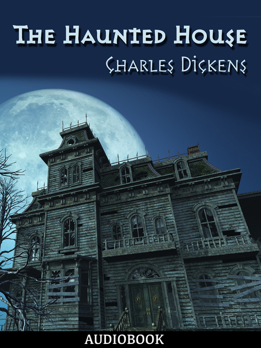 Cover of The Haunted House