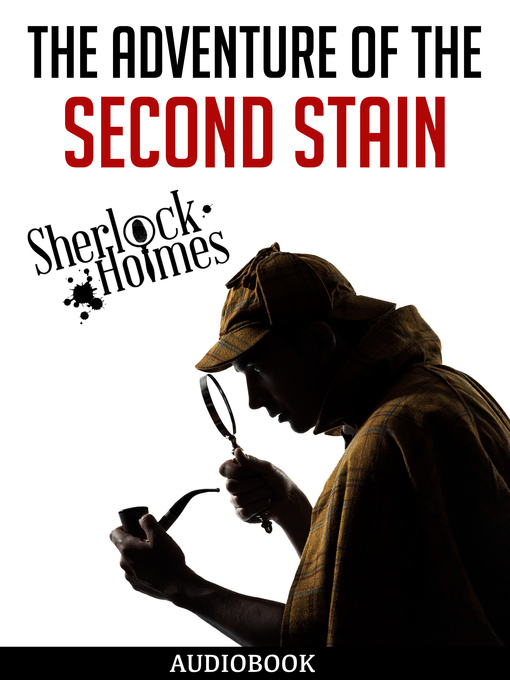 Cover of The Adventure of the Second Stain