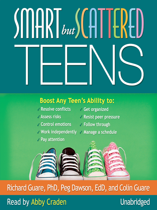 Title details for Smart but Scattered Teens by Richard Guare - Wait list