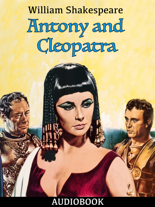 Cover of Antony and Cleopatra