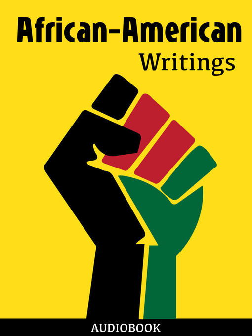 Title details for African-American Writings by Various - Available