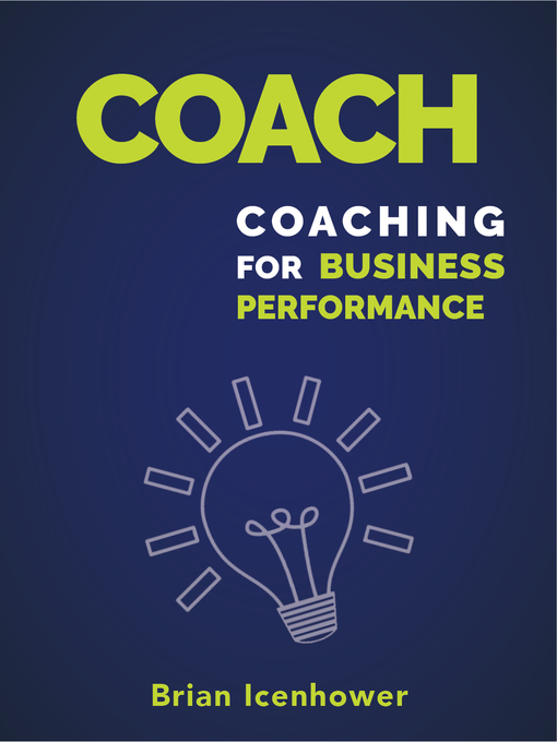 Title details for Coach by Brian Icenhower - Wait list
