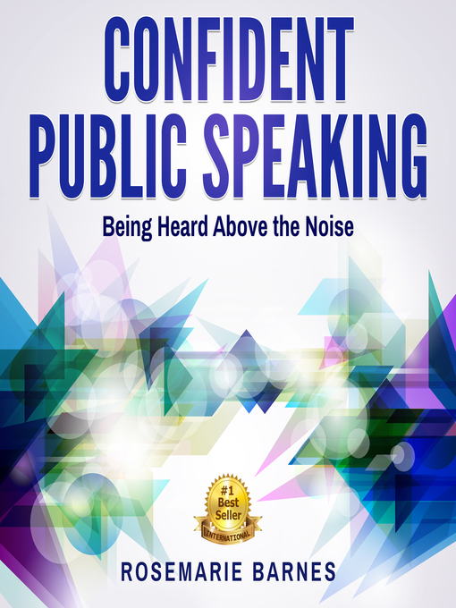 Title details for Confident Public Speaking by Rosemarie Barnes - Available