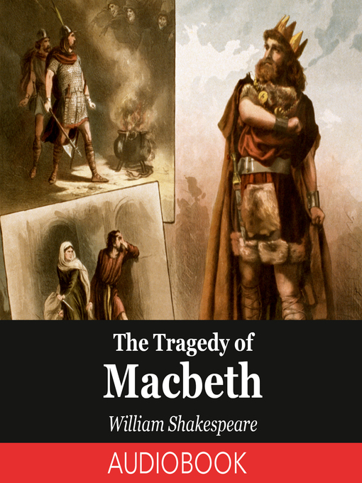Cover of The Tragedy of Macbeth