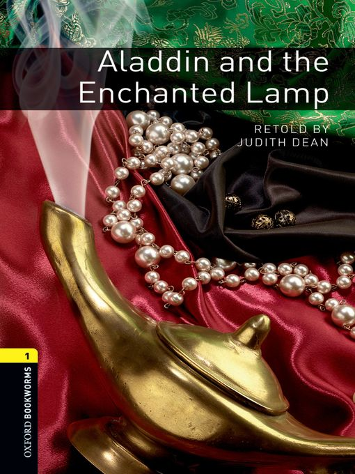 Cover of Aladdin and the Enchanted Lamp