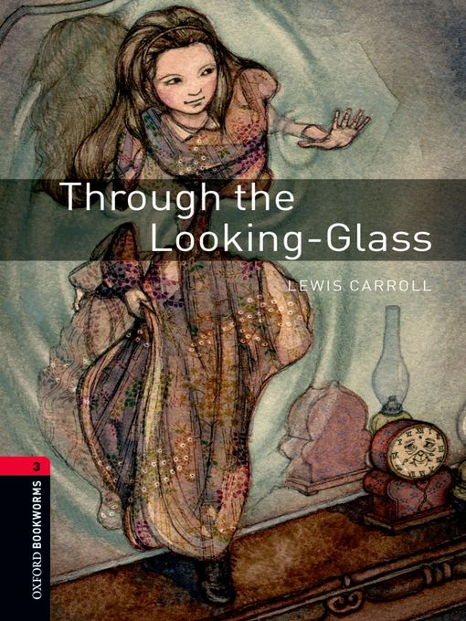 Through the Looking-Glass の表紙