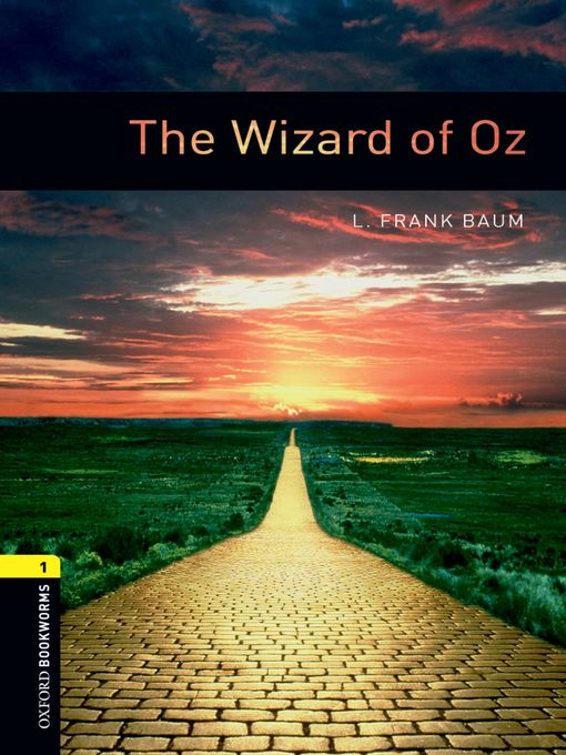 The Wizard of Oz の表紙