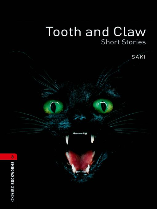 Tooth and Claw – Short Stories の表紙