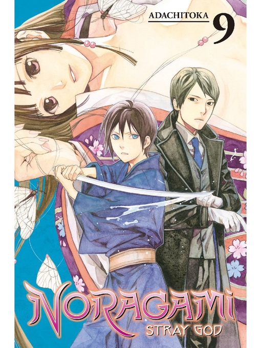 Title details for Noragami: Stray God, Volume 9 by Adachitoka - Wait list