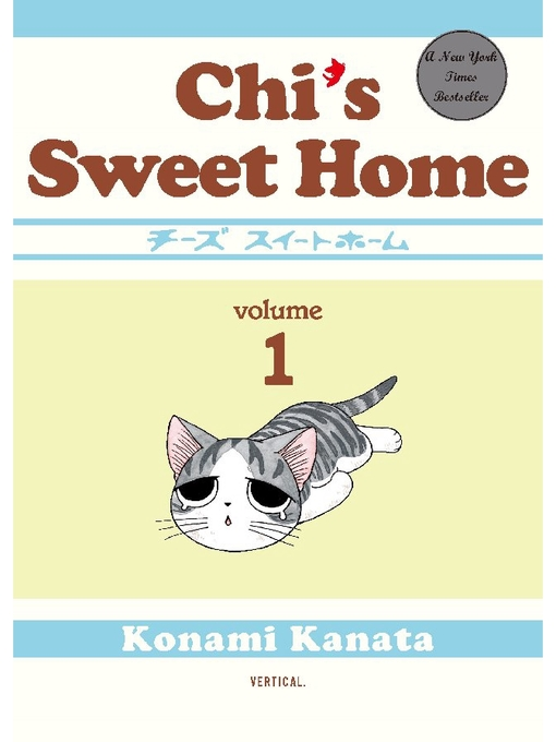 Title details for Chi's Sweet Home, Volume 1 by Konami Kanata - Available